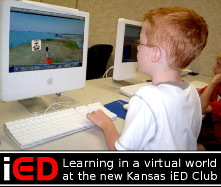 Kansas opens new Immersive Education (iED) Club