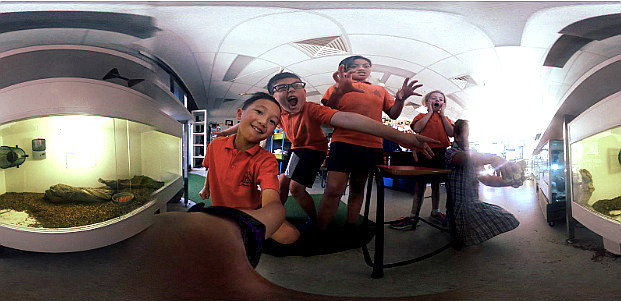 Australian Immersive Education Club photo